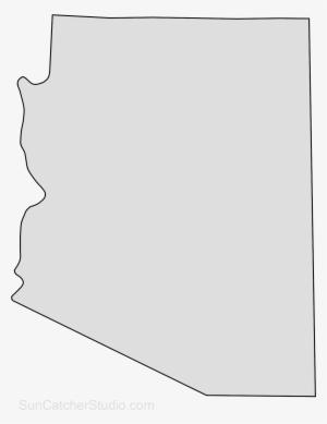 Arizona Outline PNG & Download Transparent Arizona Outline PNG.