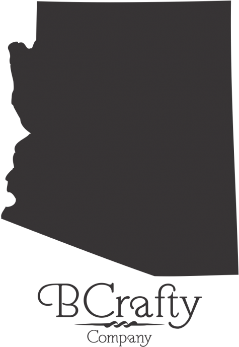 Free Arizona State Outline Png, Download Free Clip Art, Free.