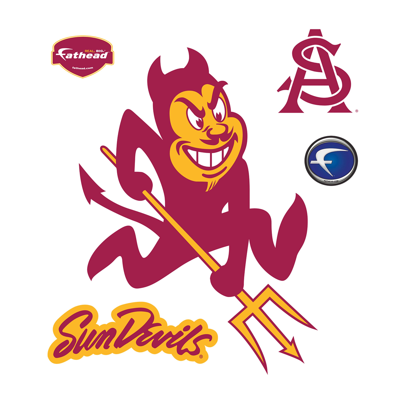 Arizona State Sun Devils: Logo.
