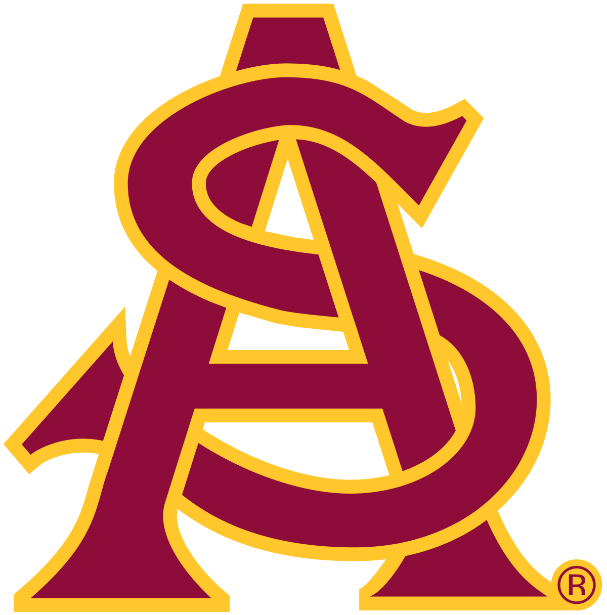 Arizona State Sun Devils baseball.