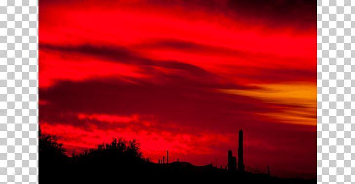 Sunset Desert Night Sky Sunrise PNG, Clipart, Afterglow.