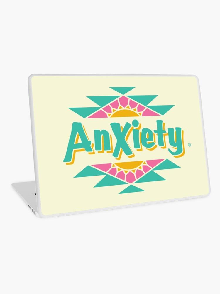 Satirical Arizona Tea Anxiety logo.