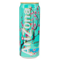 Arizona Green Tea 23oz.