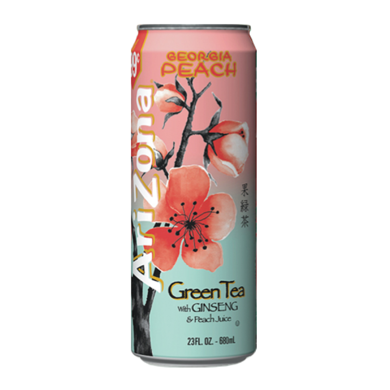 Arizona Georgia Peach Tea (XL 23oz Can).