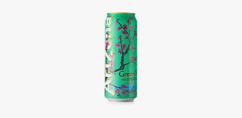 Arizona Tea Can Png.