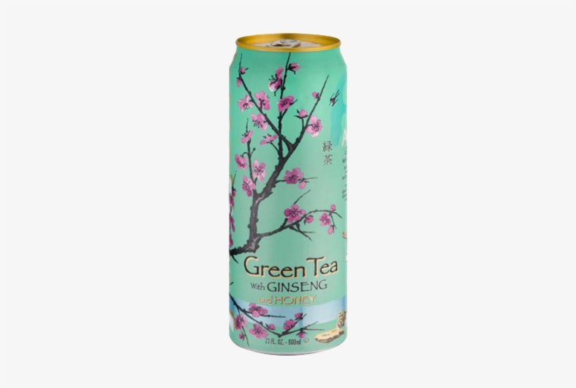 Arizona Green Tea Png.