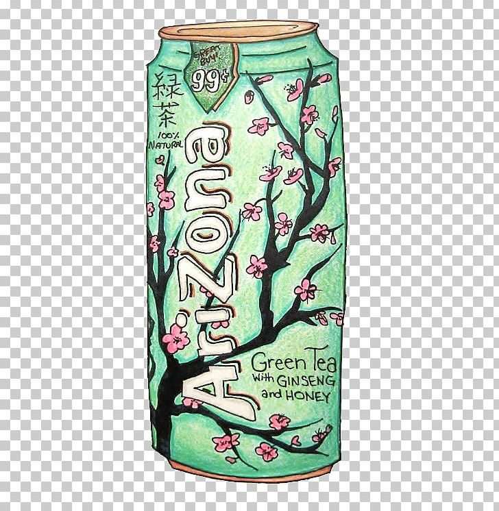 Iced Tea Green Tea Arizona Beverage Company Fizzy Drinks PNG.