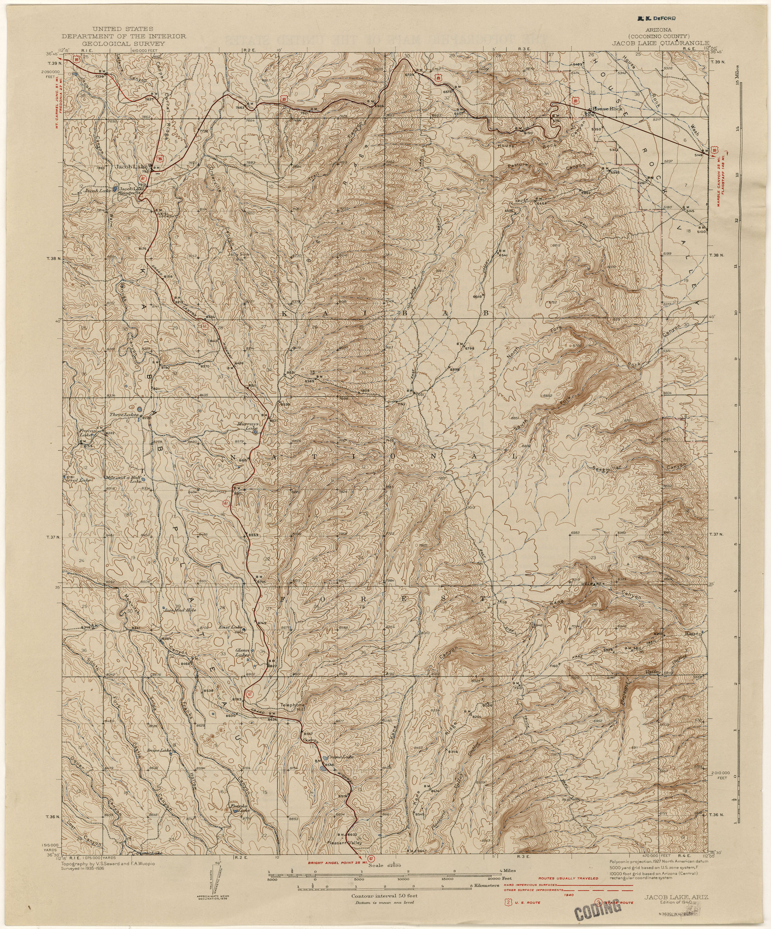 Arizona Topographic Maps Free. Diagram. Get Free Images About.