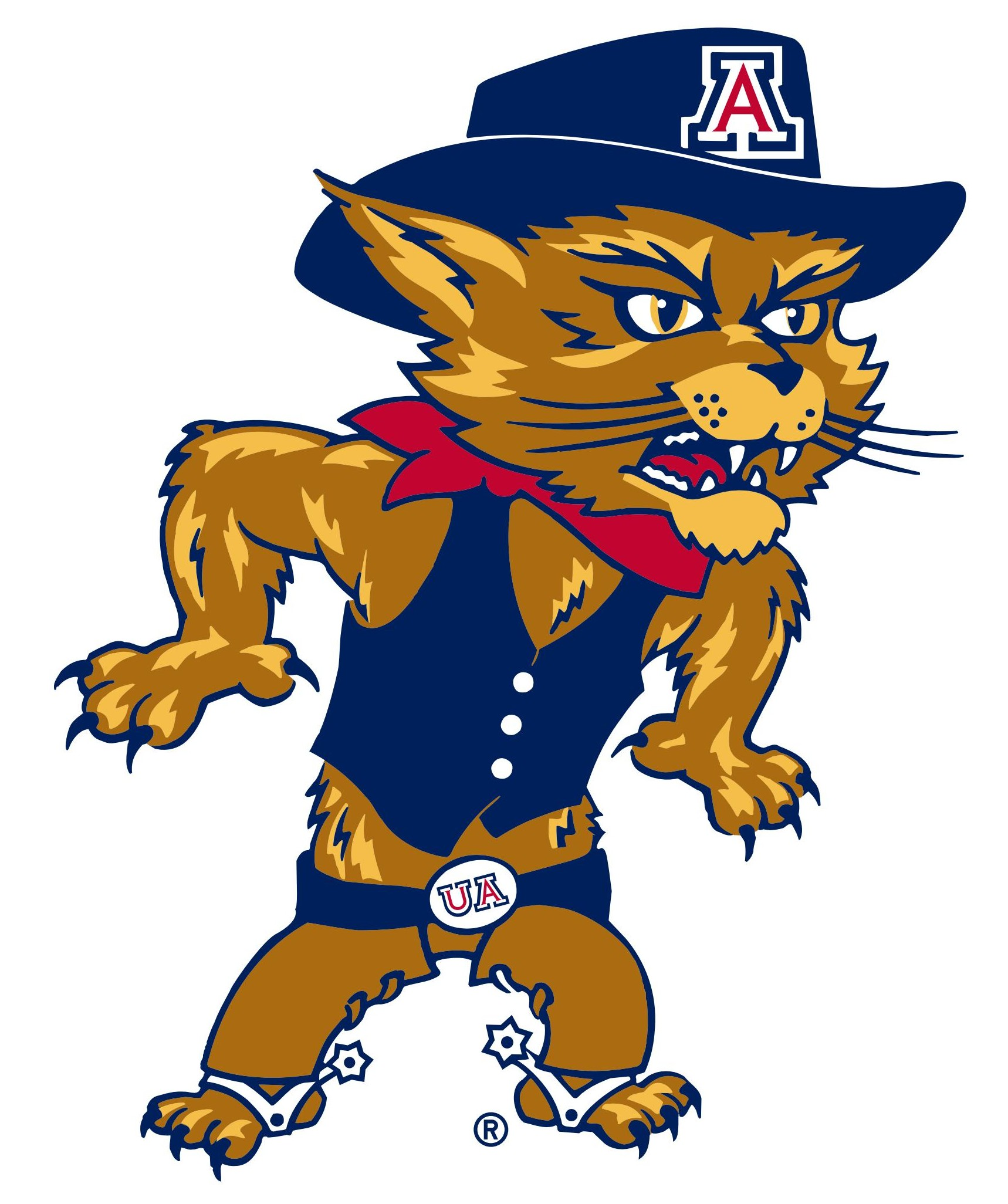 University Of Arizona Clipart.