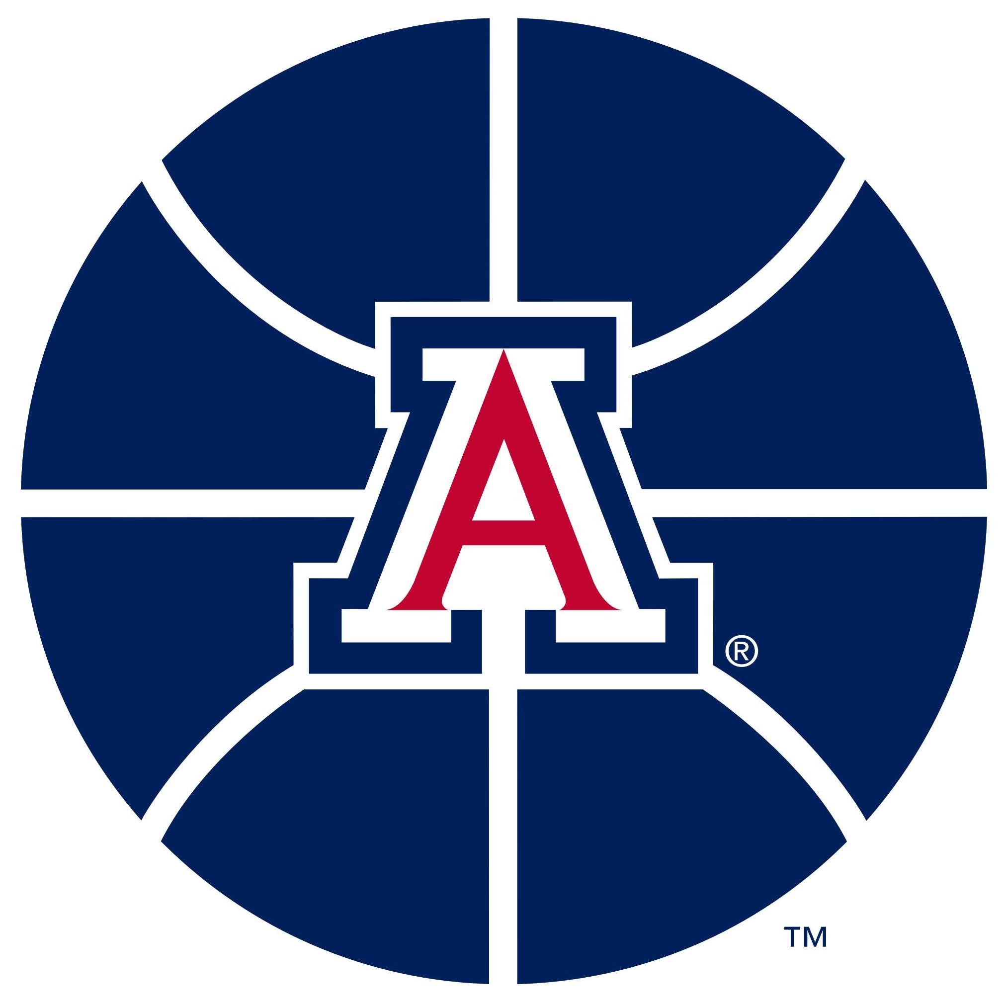 Arizona wildcats basketball clipart.