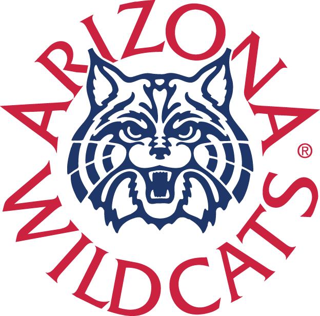 Arizona Wildcats Alternate Logo (1990).