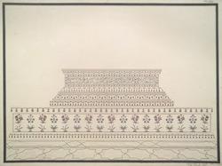 Cenotaph of Arjumand Banu Begum, Taj Mahal, Agra.