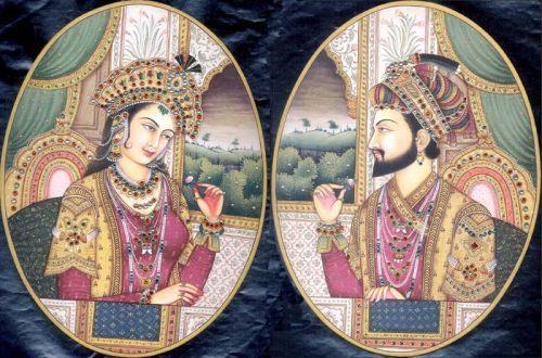 Persian love.