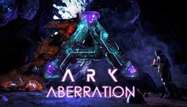 ARK: Survival Evolved Aberration.