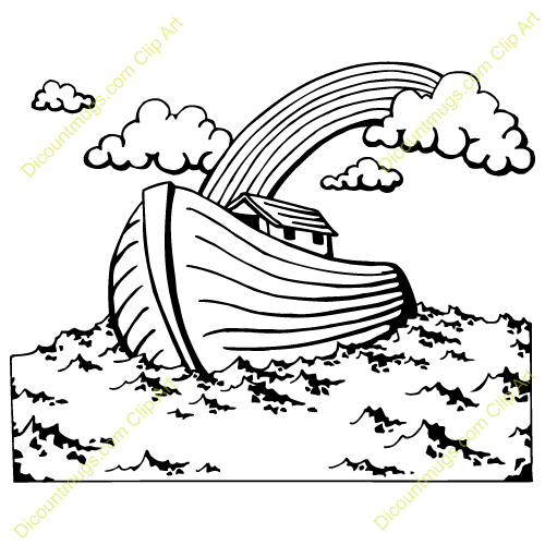 Bnoahs ark clip art.