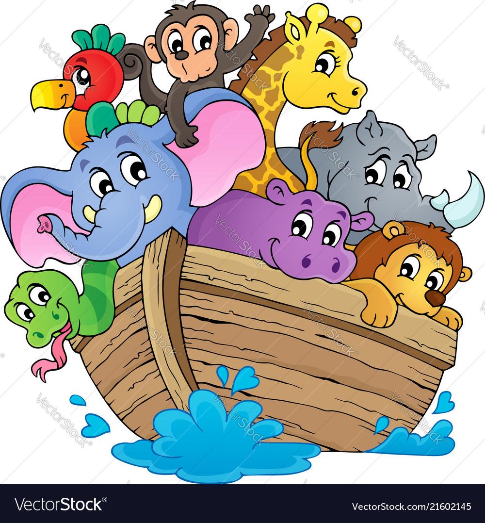 Noahs ark theme image 1.