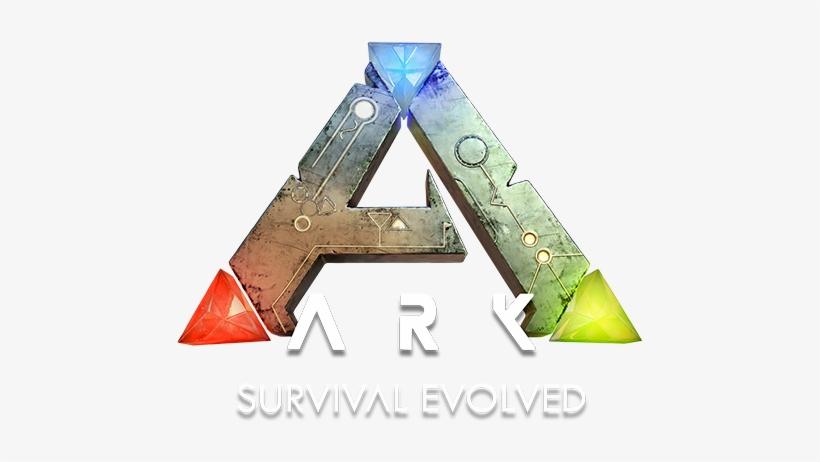 Ark Survival Evolved Logo Png PNG Image.