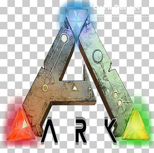 ARK: Survival Evolved Video Game Logo PNG, Clipart, Angle.