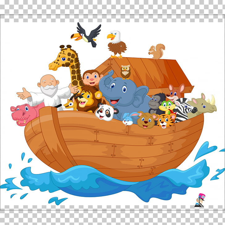 Noah\'s Ark Bible Drawing, child PNG clipart.