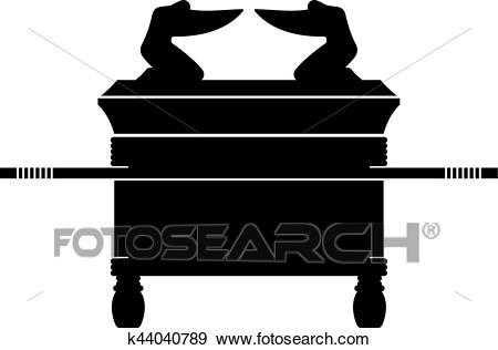 Ark of the covenant Clip Art.
