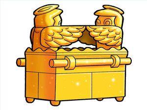 Golden Ark of Covenant..