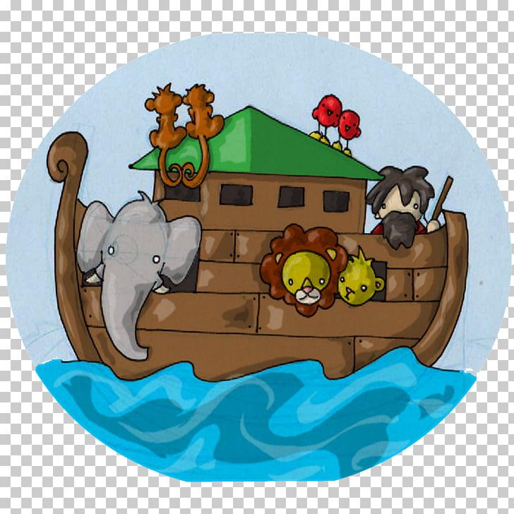 Noah\'s Ark Animaatio Drawing, noah ark PNG clipart.
