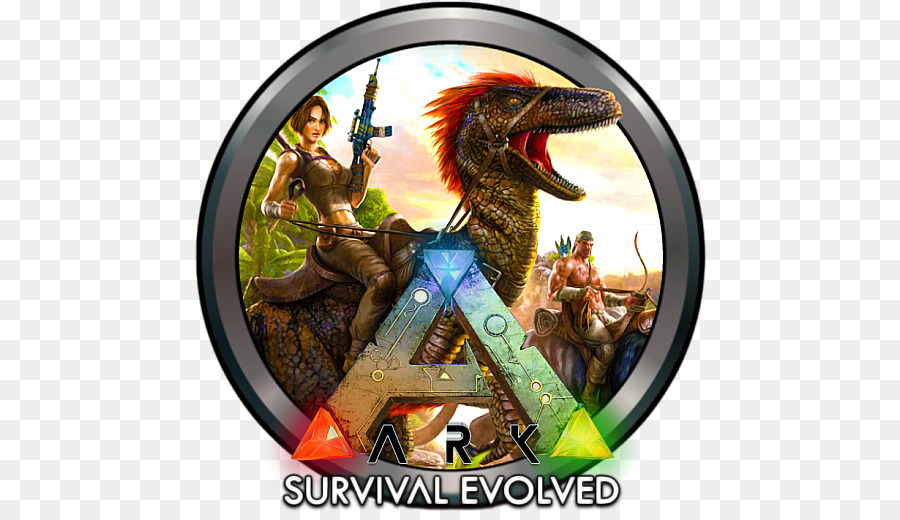Velociraptor Background png download.