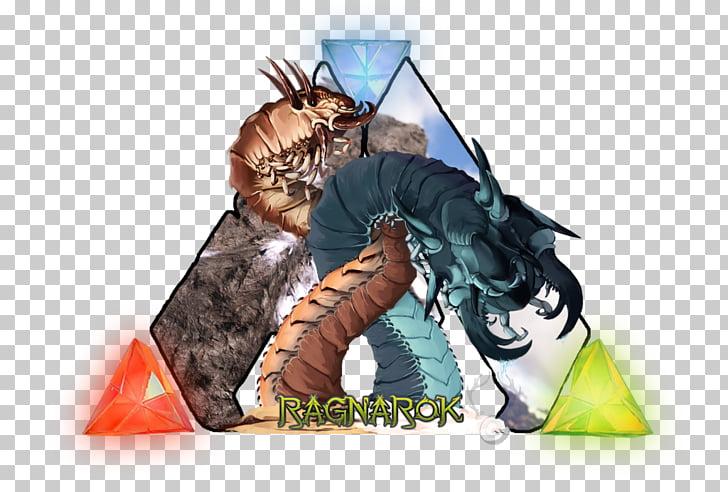 ARK: Survival Evolved Android Ice worm Wyvern, ark Ragnarok.