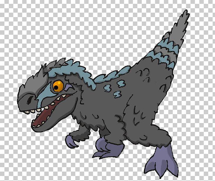 Tyrannosaurus Yutyrannus ARK: Survival Evolved Drawing.
