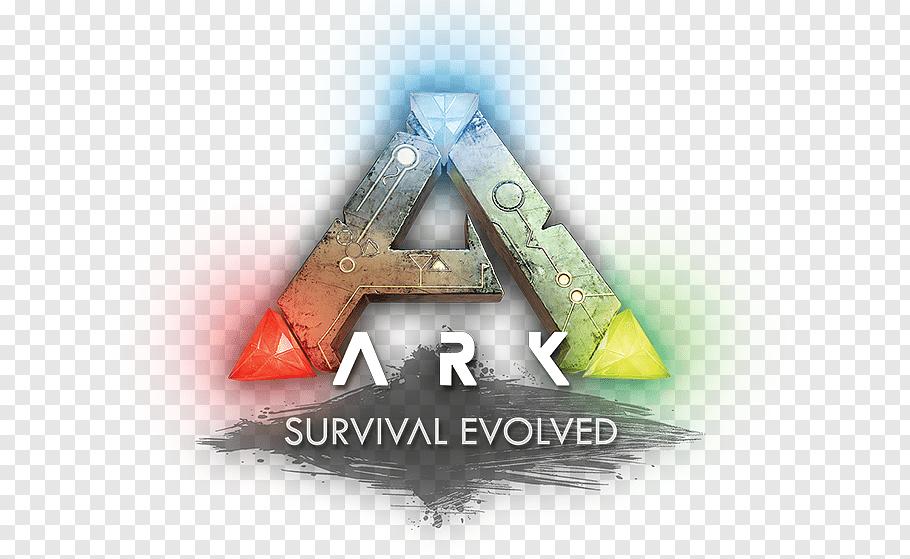Survival Evolved logo, ARK: Survival Evolved PlayStation 4.
