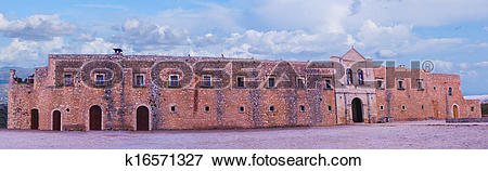Picture of Arkadi Monastery k16571327.