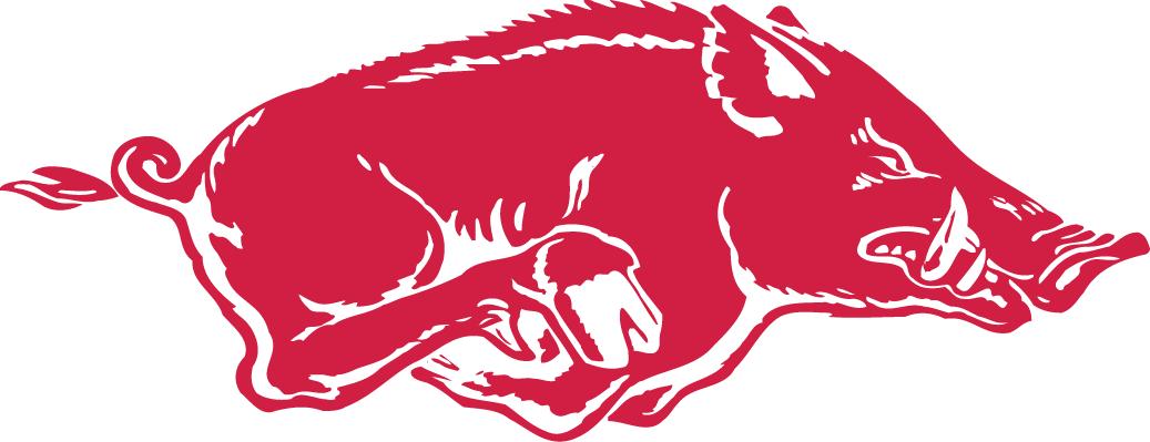 Arkansas Razorback Symbol.
