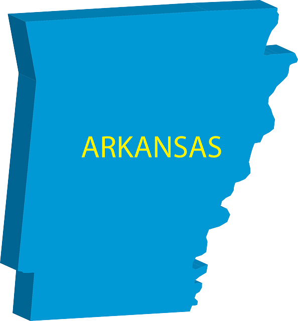 Arkansas Free Clipart, State Of Arkansas Free Clipart.