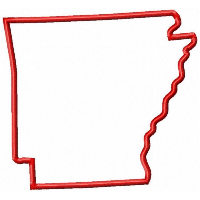 Arkansas Clip Art Free.