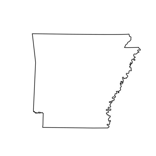 Arkansas State Clipart.