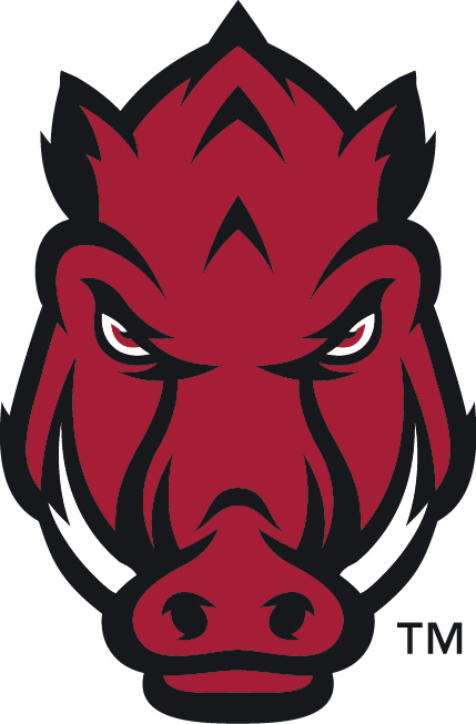 arkansas razorbacks logo.