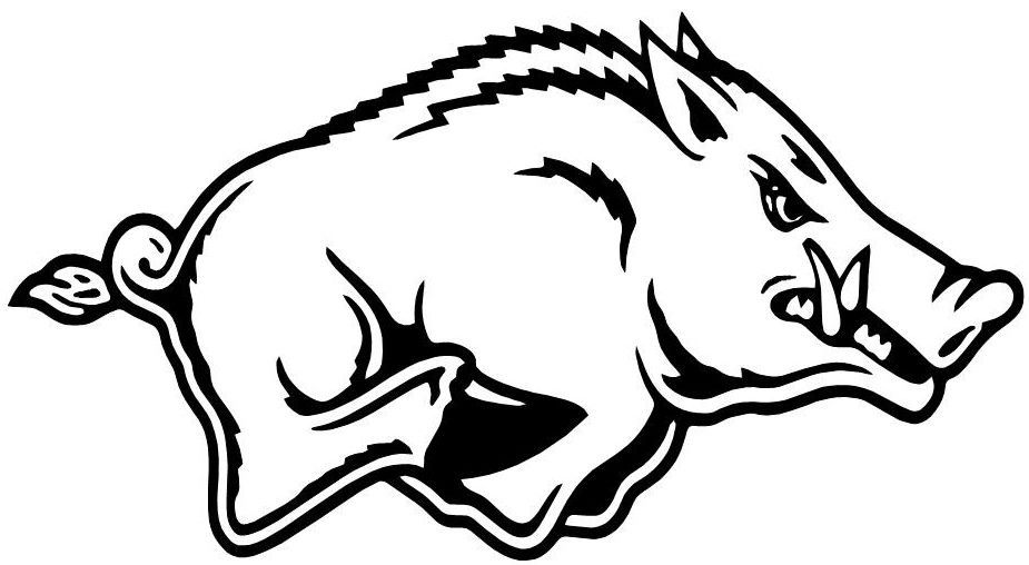 Arkansas Razorbacks Party Pack to use for scrapbooking, clipart.