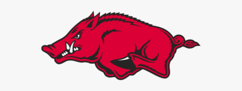 Logo Clipart Arkansas Razorback.