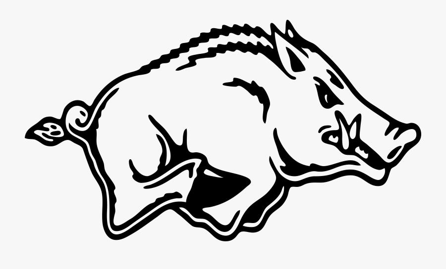 Clip Art Razorback Hog Images.