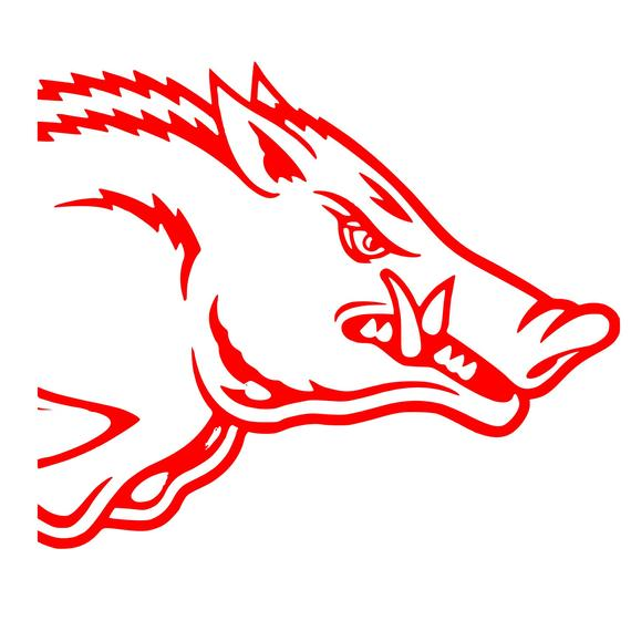 Huge Collection of 'Arkansas razorback silhouette'. Download more.