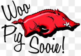 University of Arkansas Arkansas Razorbacks women's basketball Logo.