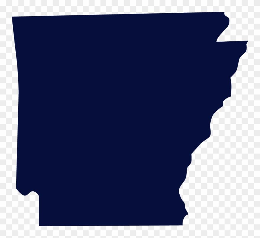 Arkansas State Shape 181131.