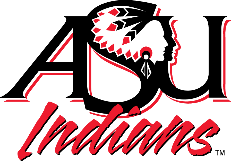 Arkansas State Indians Primary Logo.