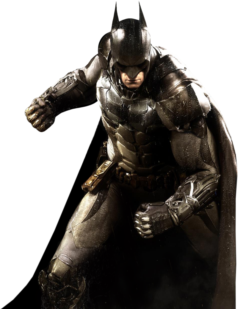 Batman Arkham Knight PNG Image.