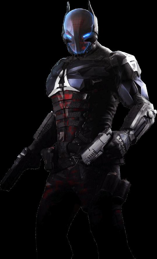 HD Batman Arkham Knight Suit Png , Free Unlimited Download #2830541.