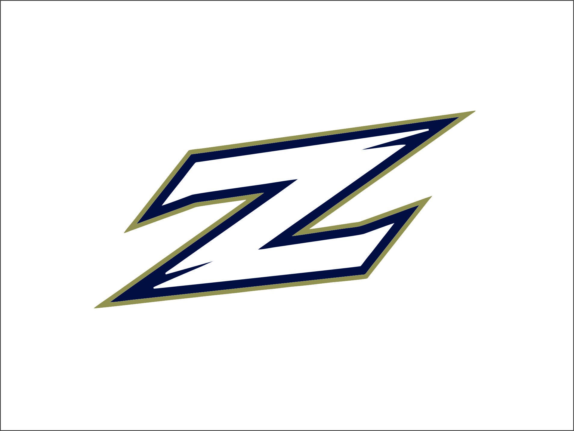 Akron Zips logo Digital File (SVG cutting file + pdf+png+dxf).