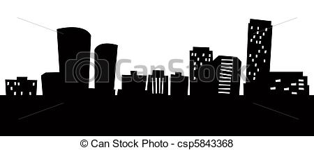 Stock Illustration of Cartoon Arlington.