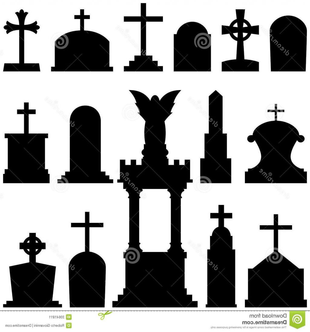 901 Grave free clipart.