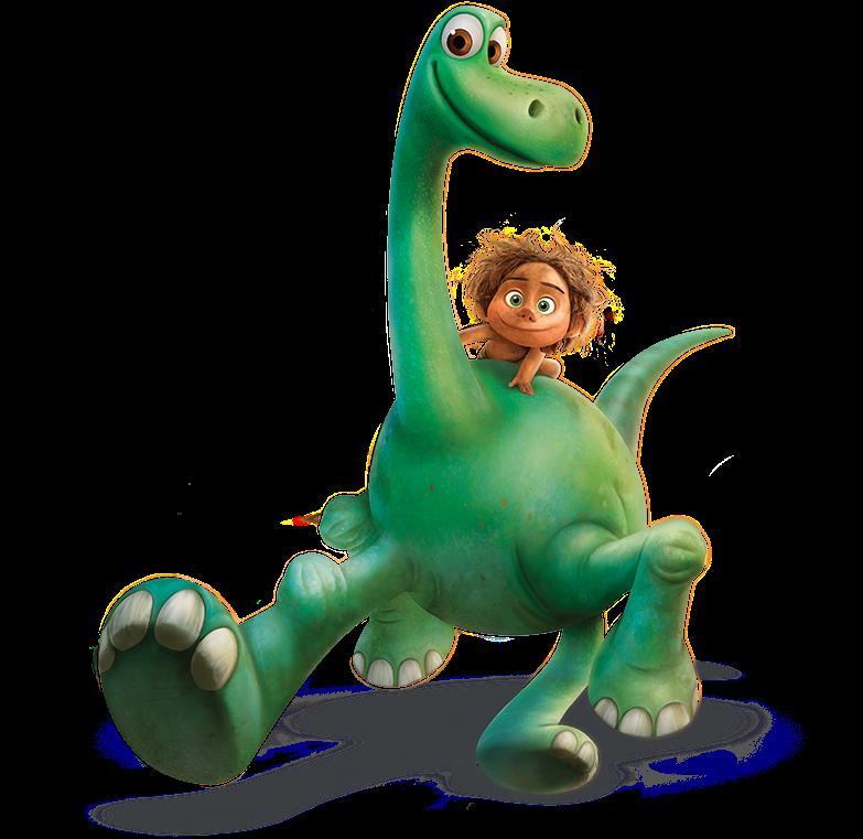 The Good Dinosaur Art.