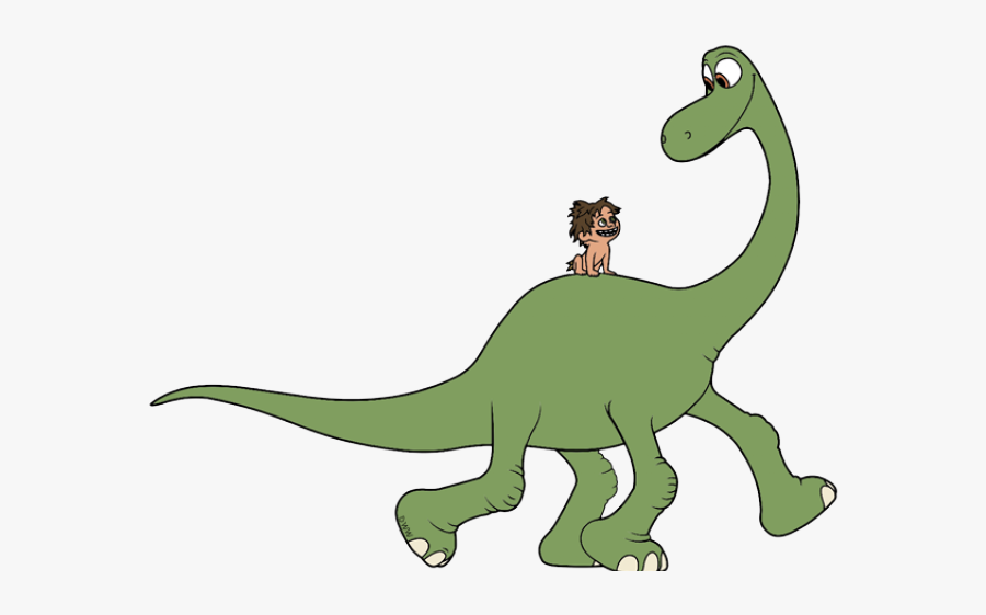 Good Dinosaur Arlo And Spot , Free Transparent Clipart.